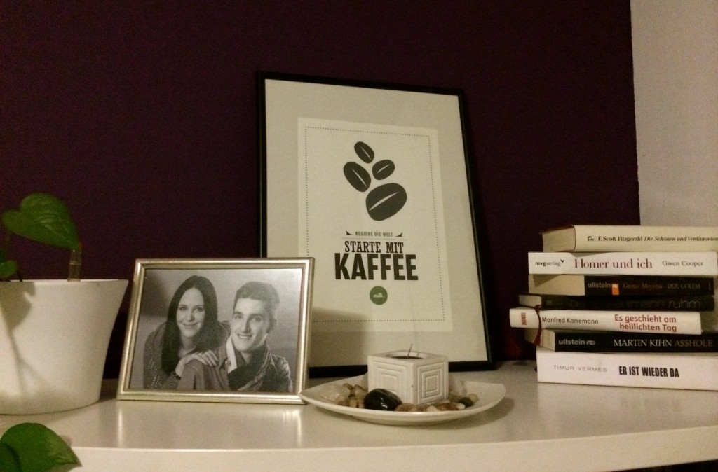 Regiere die Welt - Starte mit Kaffee! maryjay.at Homebase