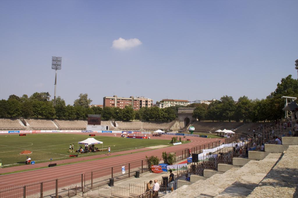 Arena - Stadio Civico (Piazza Castello, Piazza Sempione oder Viale Alemagna)