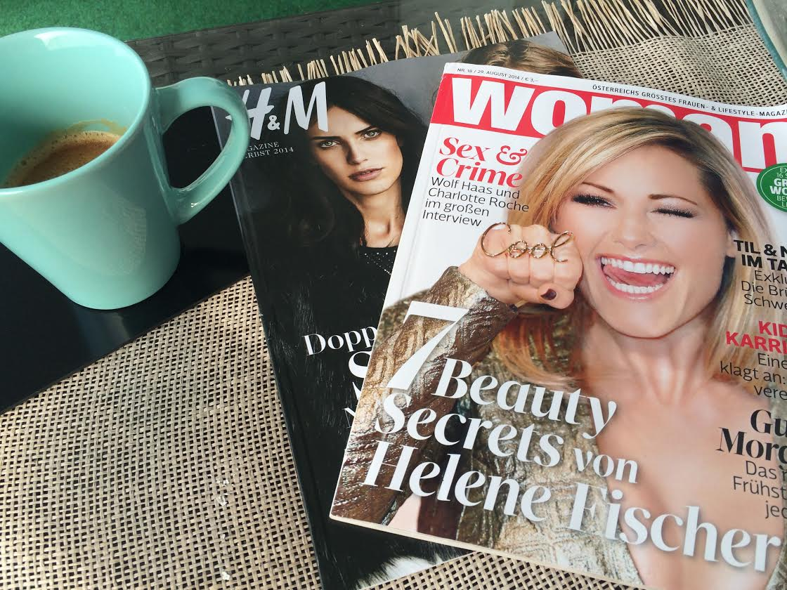 H&M Magazine Herbst und Woman