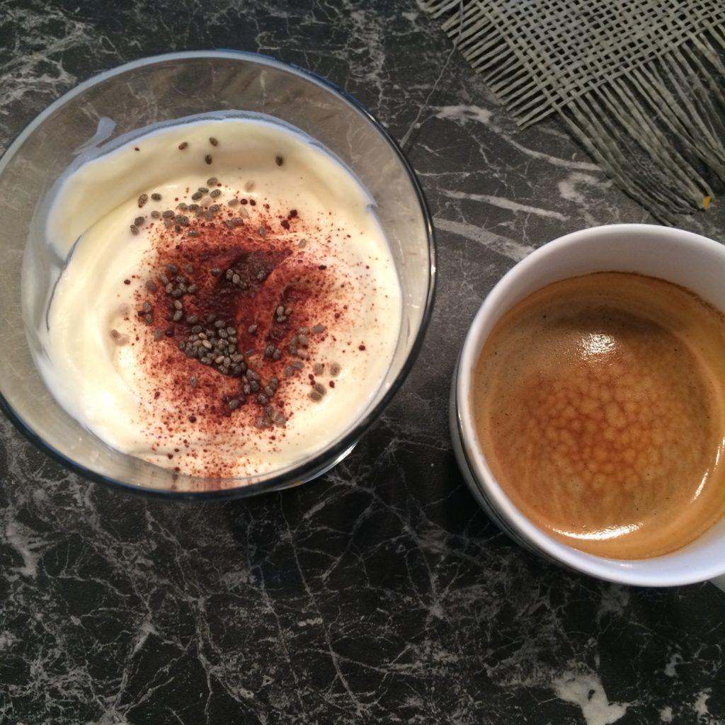 Kaffeepause Wochengedanken