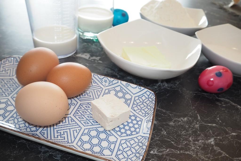 Osterpinzen Rezept Zutaten 2