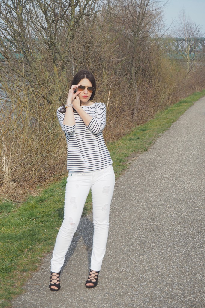 all about stripes outfit 5