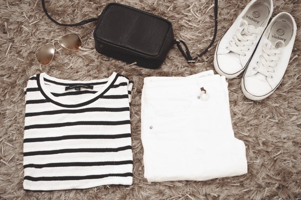 all about stripes shirt