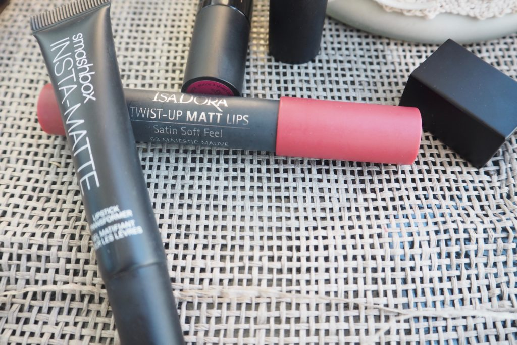 Kylie Jenner Lip Kit Alternative Isadora Twist-up Matt Lips