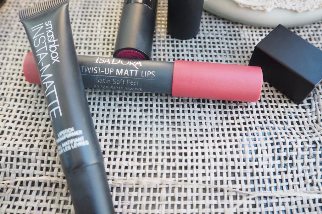 Kylie Jenner Lip Kit Alternative Isadora Twist-up Matt Lips