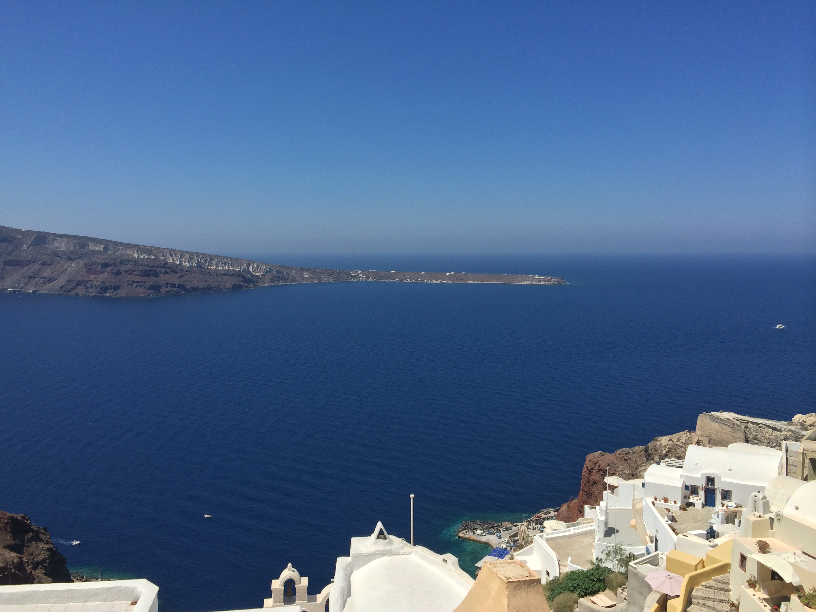 Santorin Greece Wo soll's denn hin gehen?