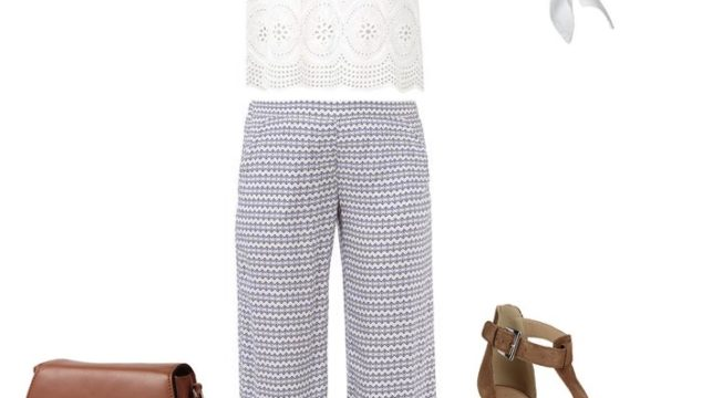 Outfit Culottes 1
