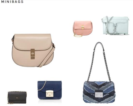 Minibags unter 250€