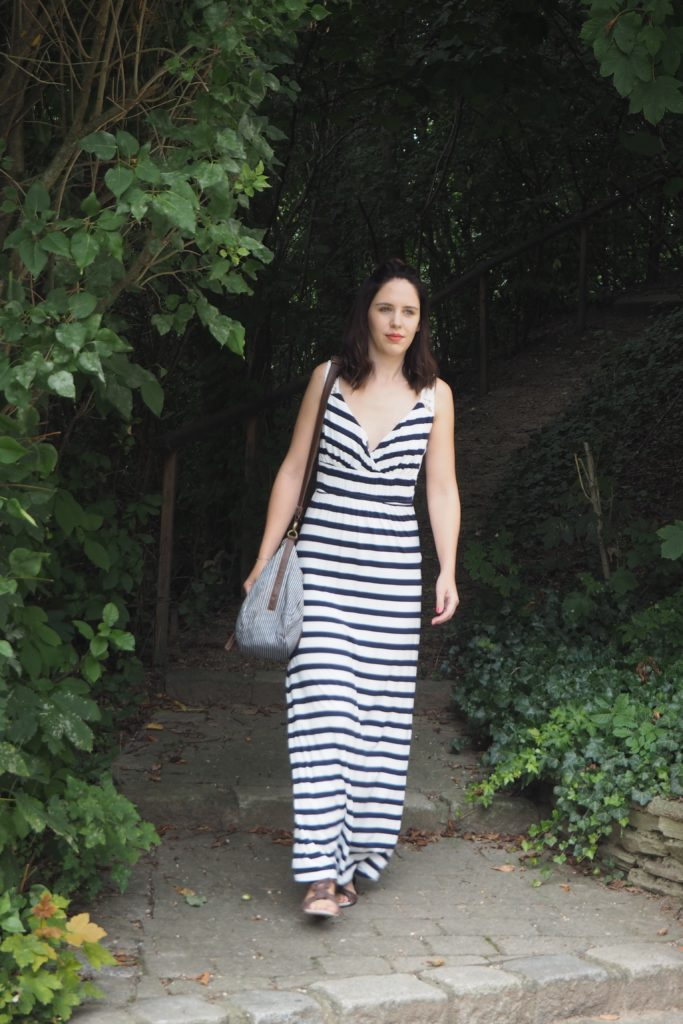 #1country7looks Stripes Outfit 2