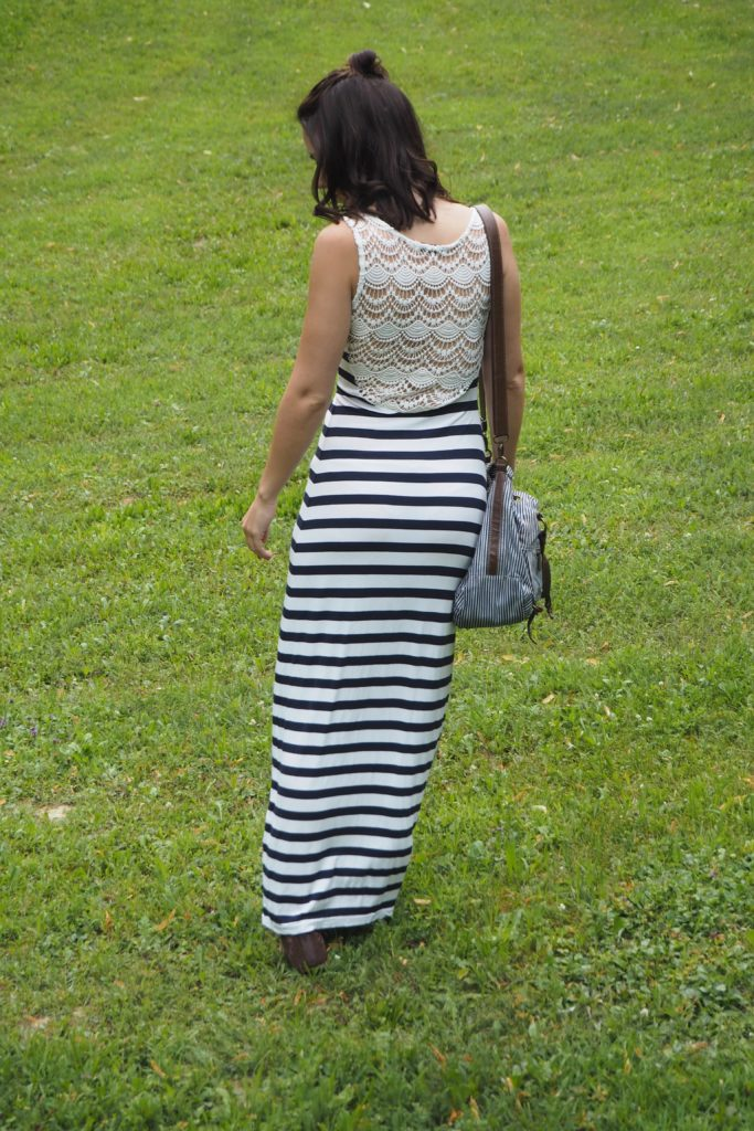 #1country7looks Stripes Outfit back