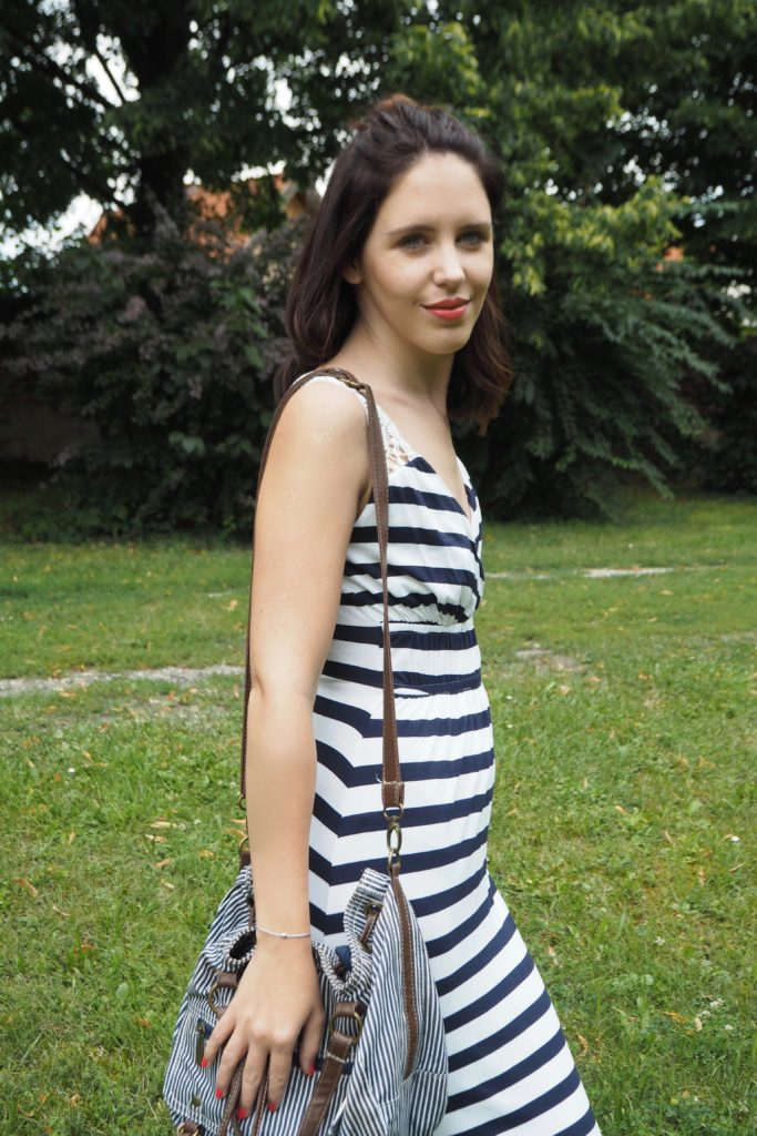 #1country7looks Stripes Outfit front