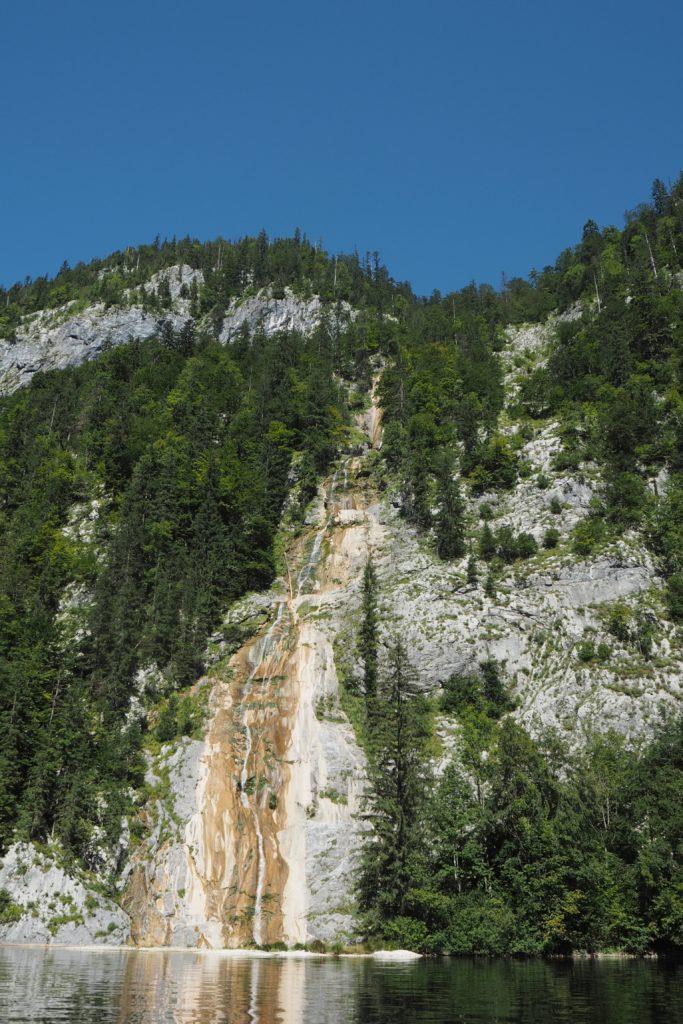 Toplitzsee Wasserfall