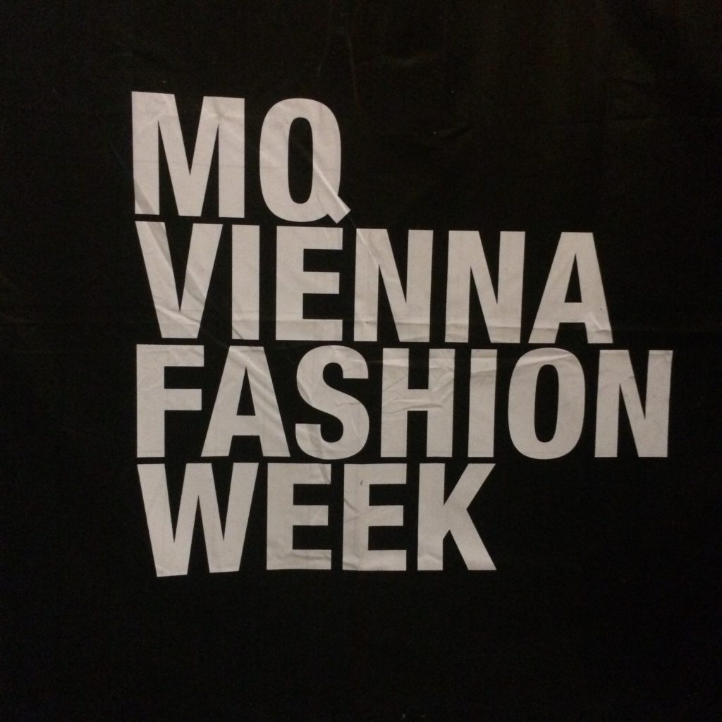 Monats(s)talk September MQ Vienna Fashion Week
