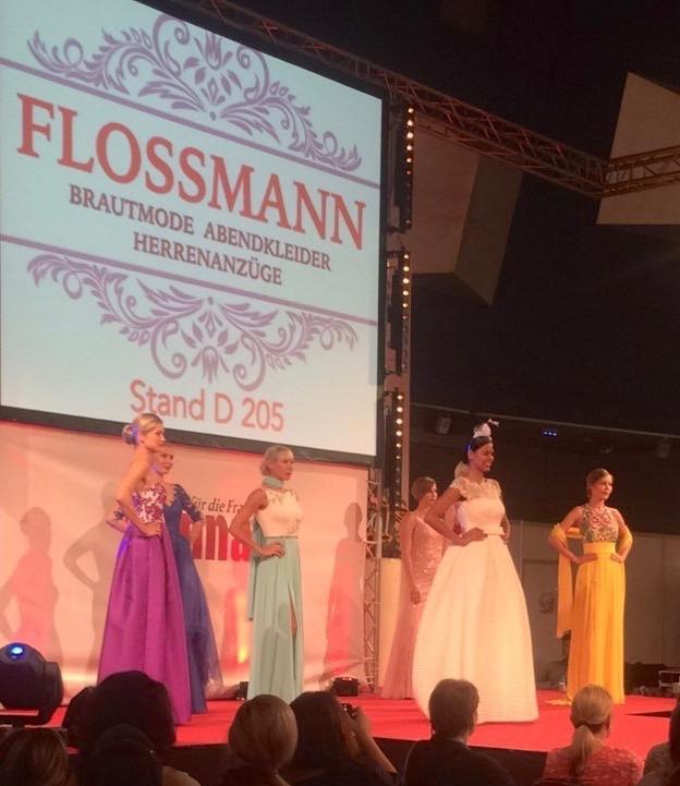 La Donna Messe für die Frau 2016 Modenschau