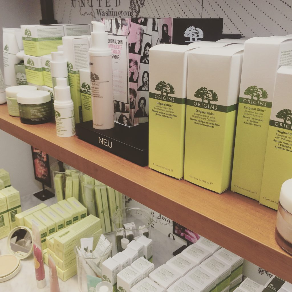 Origins Beauty School Douglas Produkte