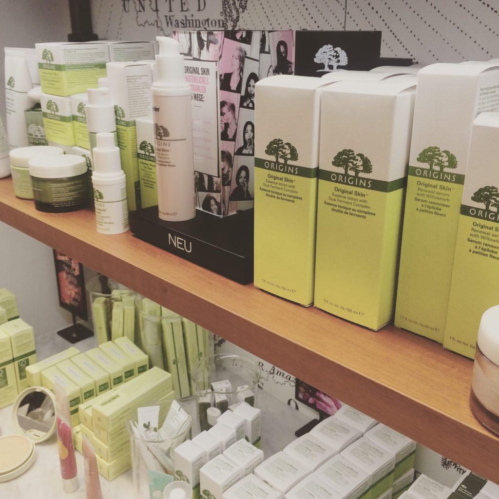Origins Beauty School Douglas Produkte
