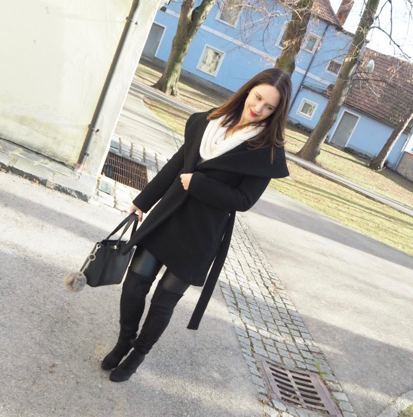 Overknee Boots Outfit One Trend - Different Styles