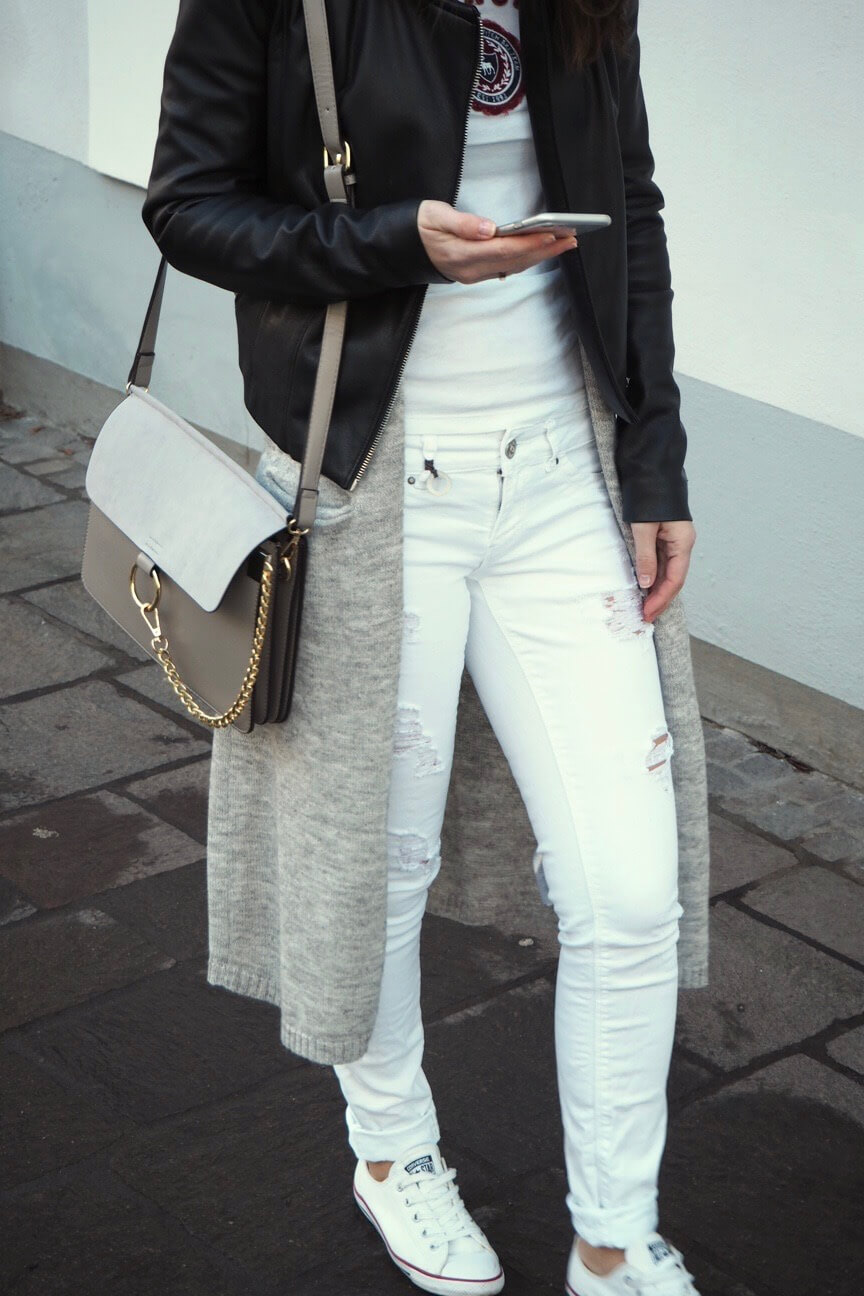 Outfit Streetstyle Sassyclassy Bag