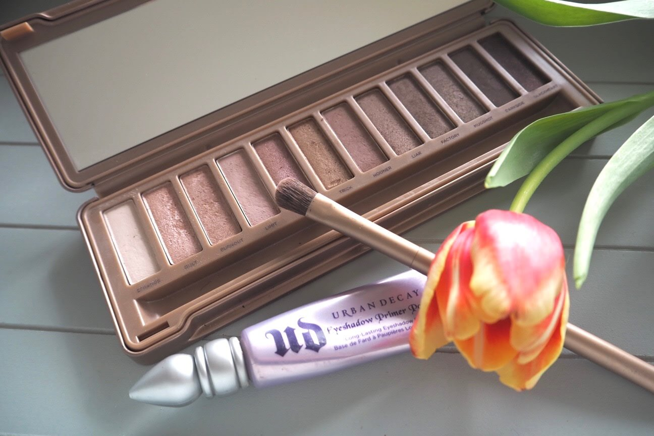 Urban Decay Naked 3 & Primer