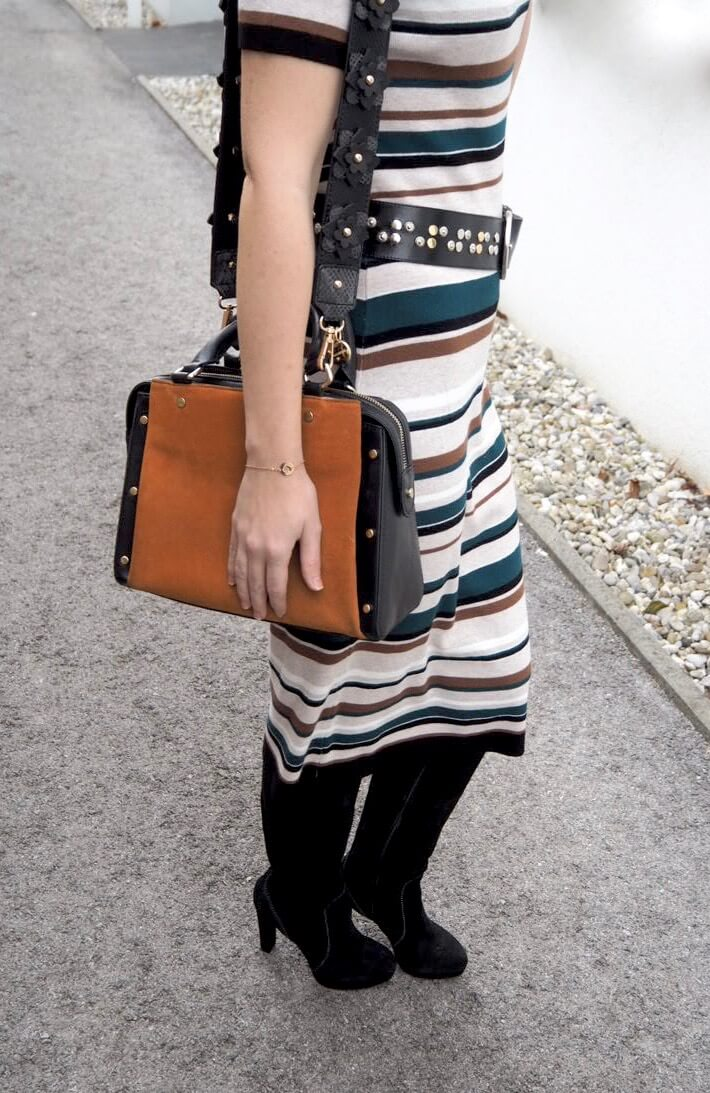 Bold Stripes Details