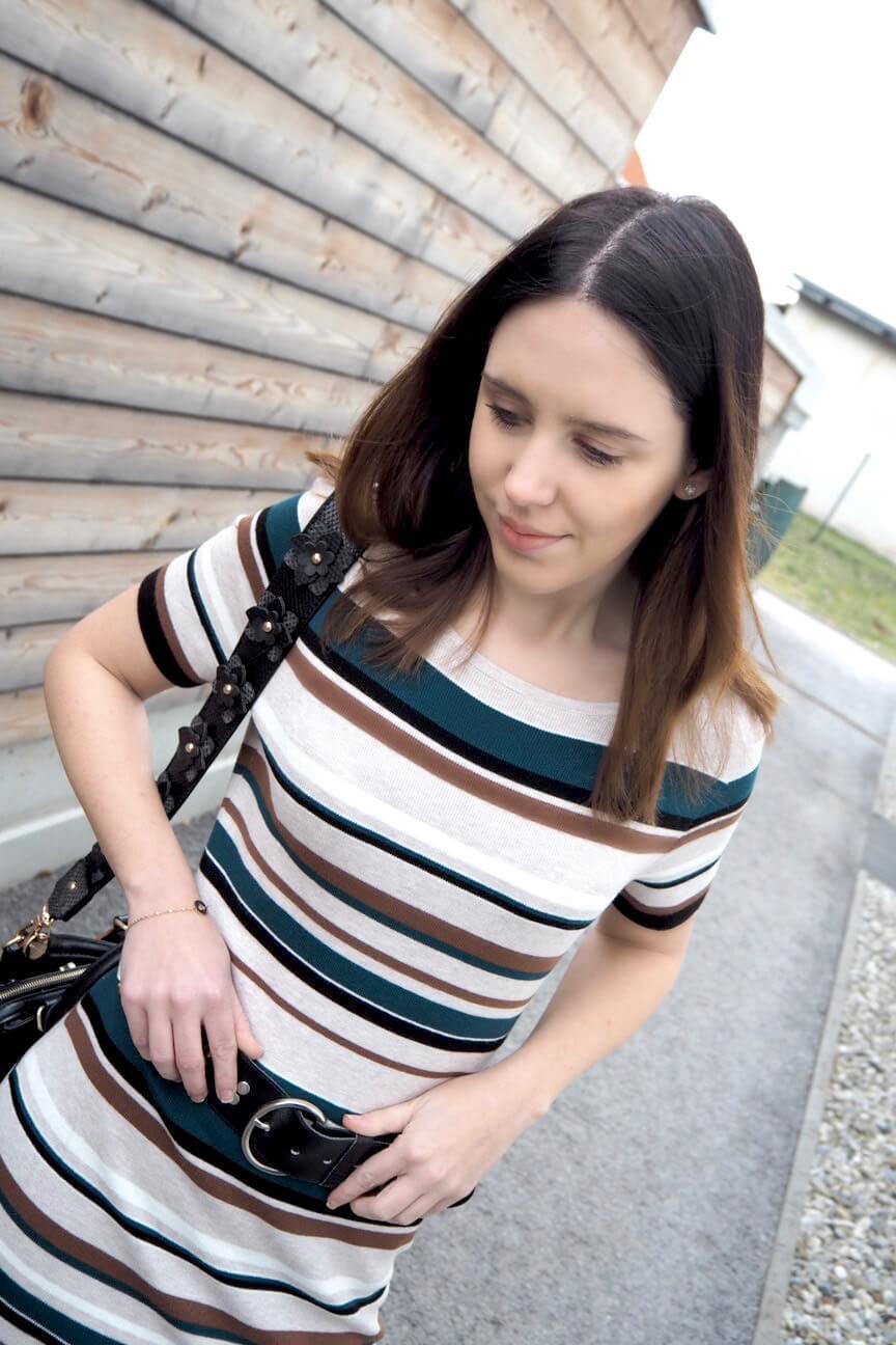 Bold Stripes Mary Jay