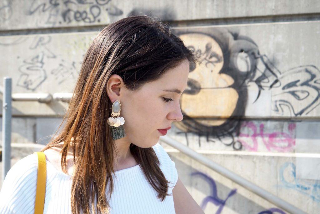 Statement Ohrringe XXL Earrings