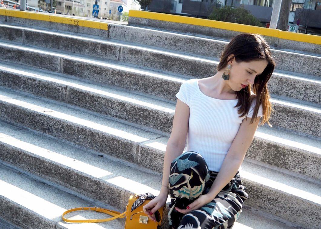 Urban Style Streetstyle XXL Earrings