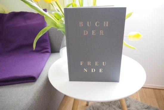"""das """"Buch der Freunde"""" Freundschaftsbuch"""