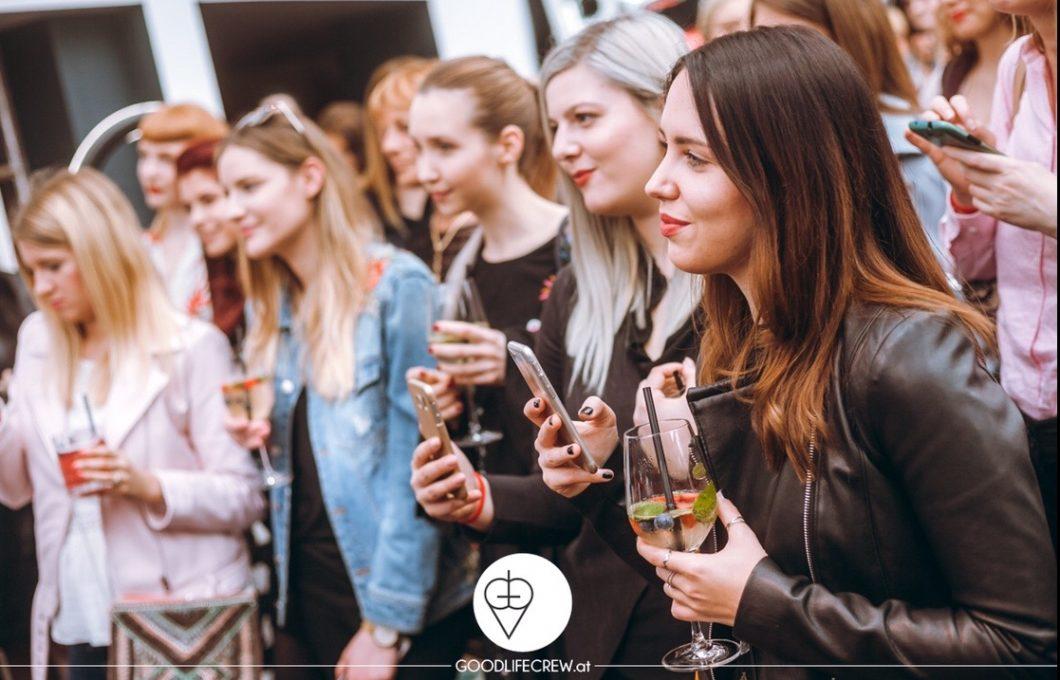Revlon Re-Launch Wien