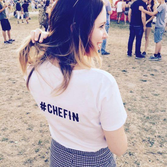 #chefin Promo Donauinselfest 2017