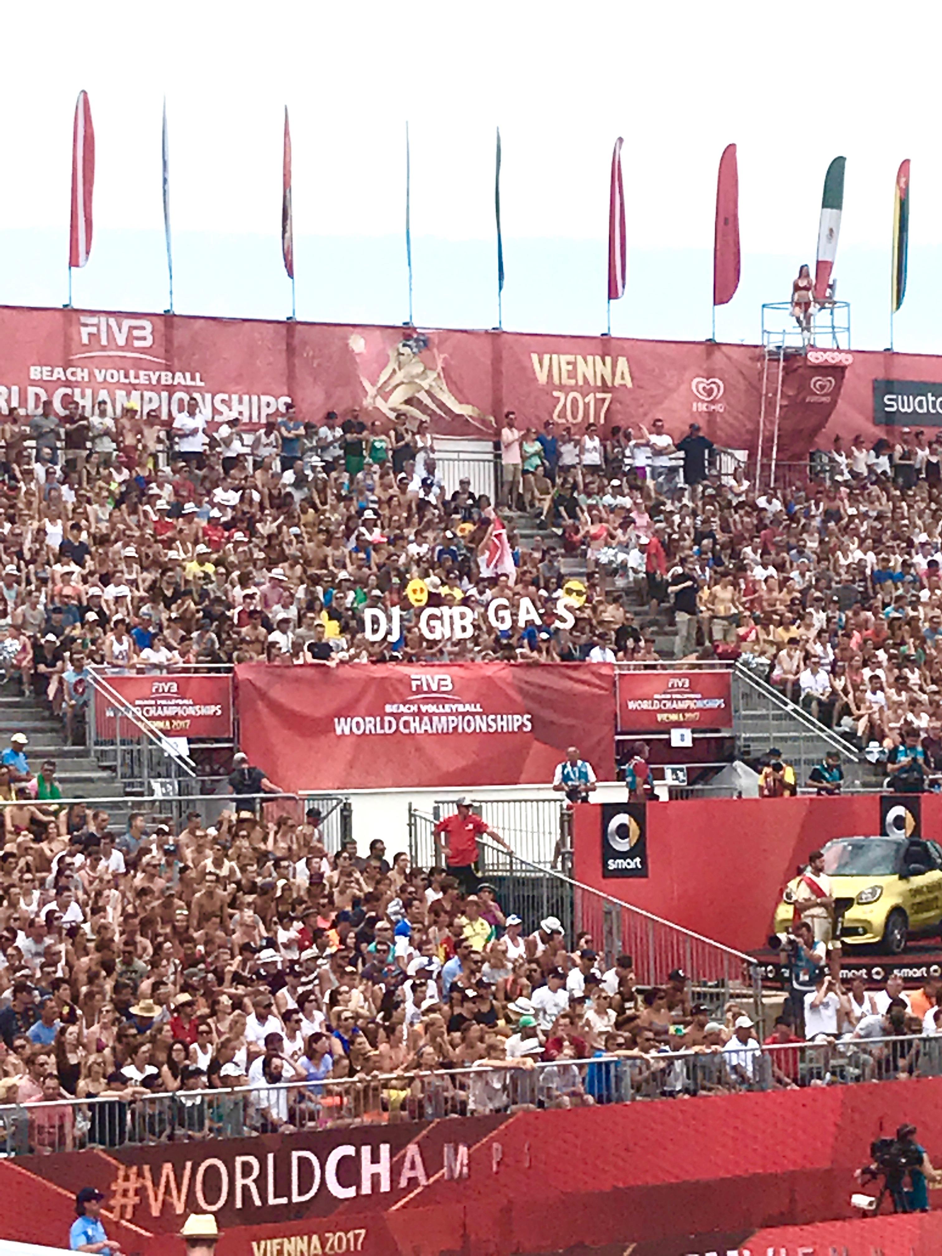 Beach Volleyball World Championships Vienna 2017