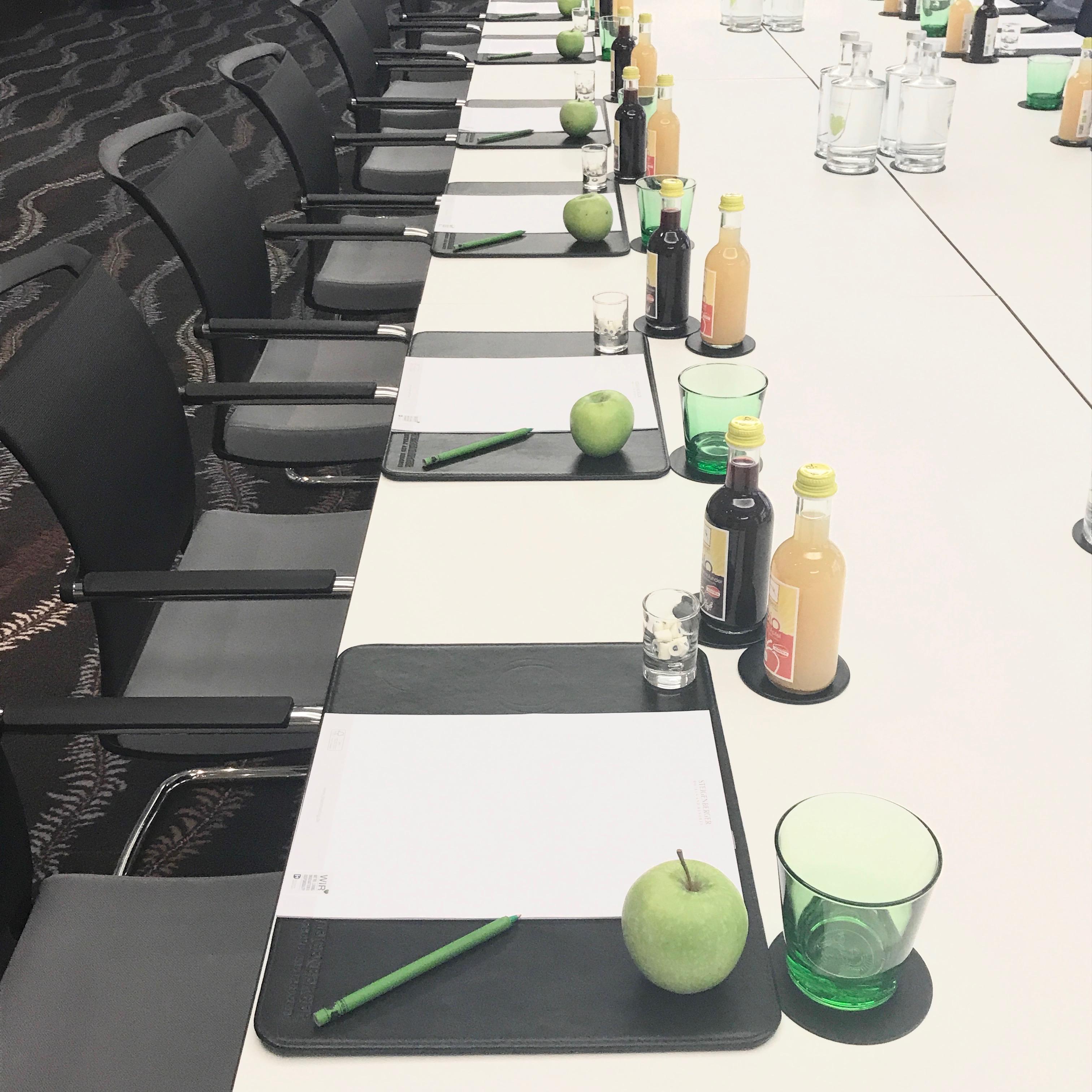 Green Meetings at Steigenberger Hotel Herrenhof