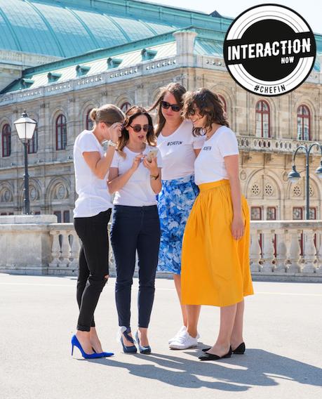 Hahstagchefin Girls InterACTION