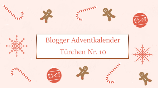 Blogger Adventkalender 2017