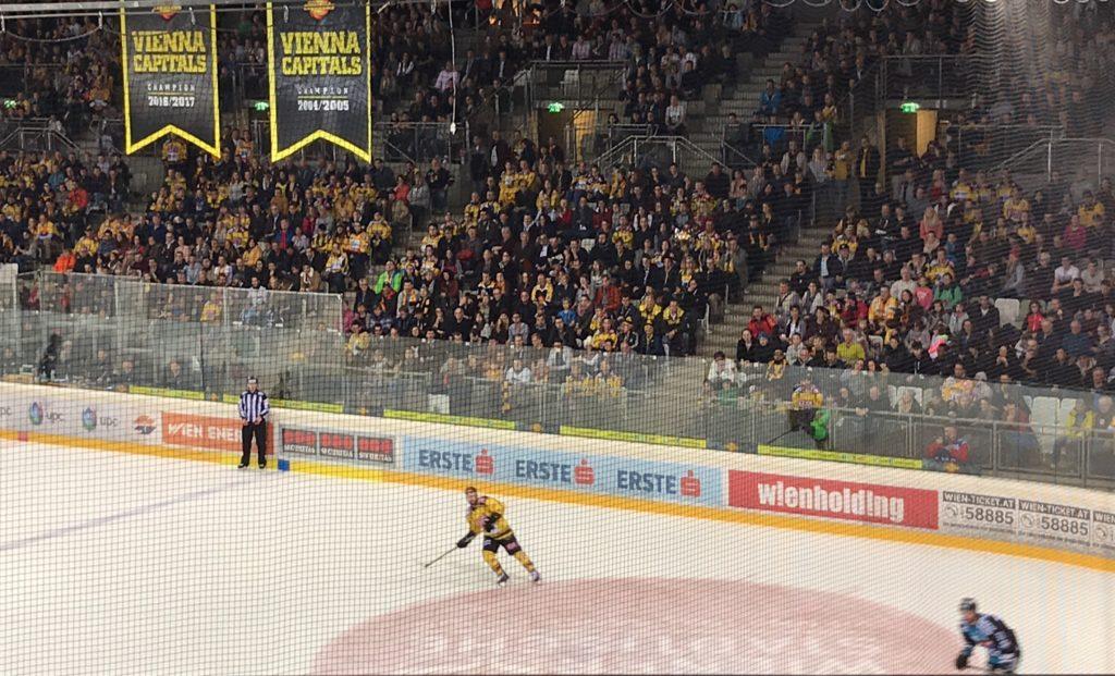 Vienna Caps vers. BW Linz
