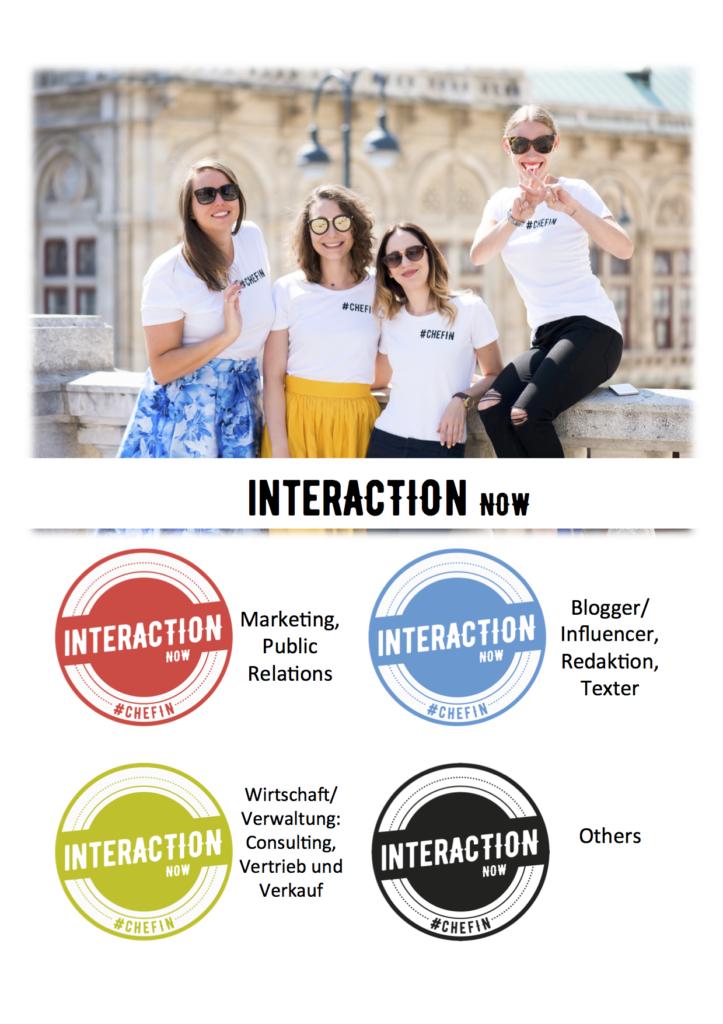 Interaction Stickererklärung