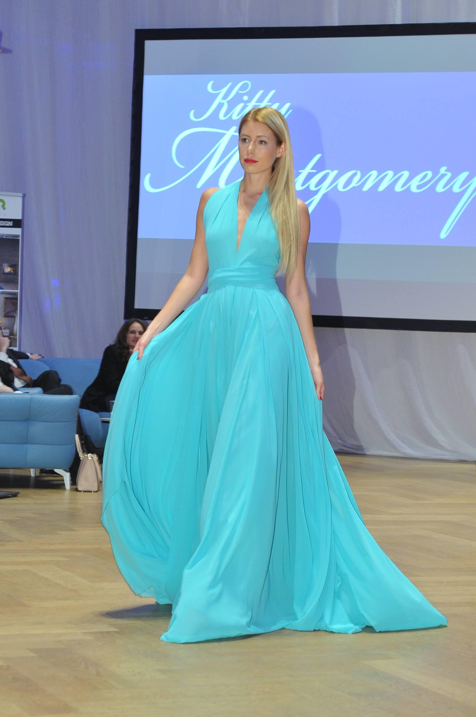 Kitty Montgomery French Fashion Week 2018 Philipp Hutter