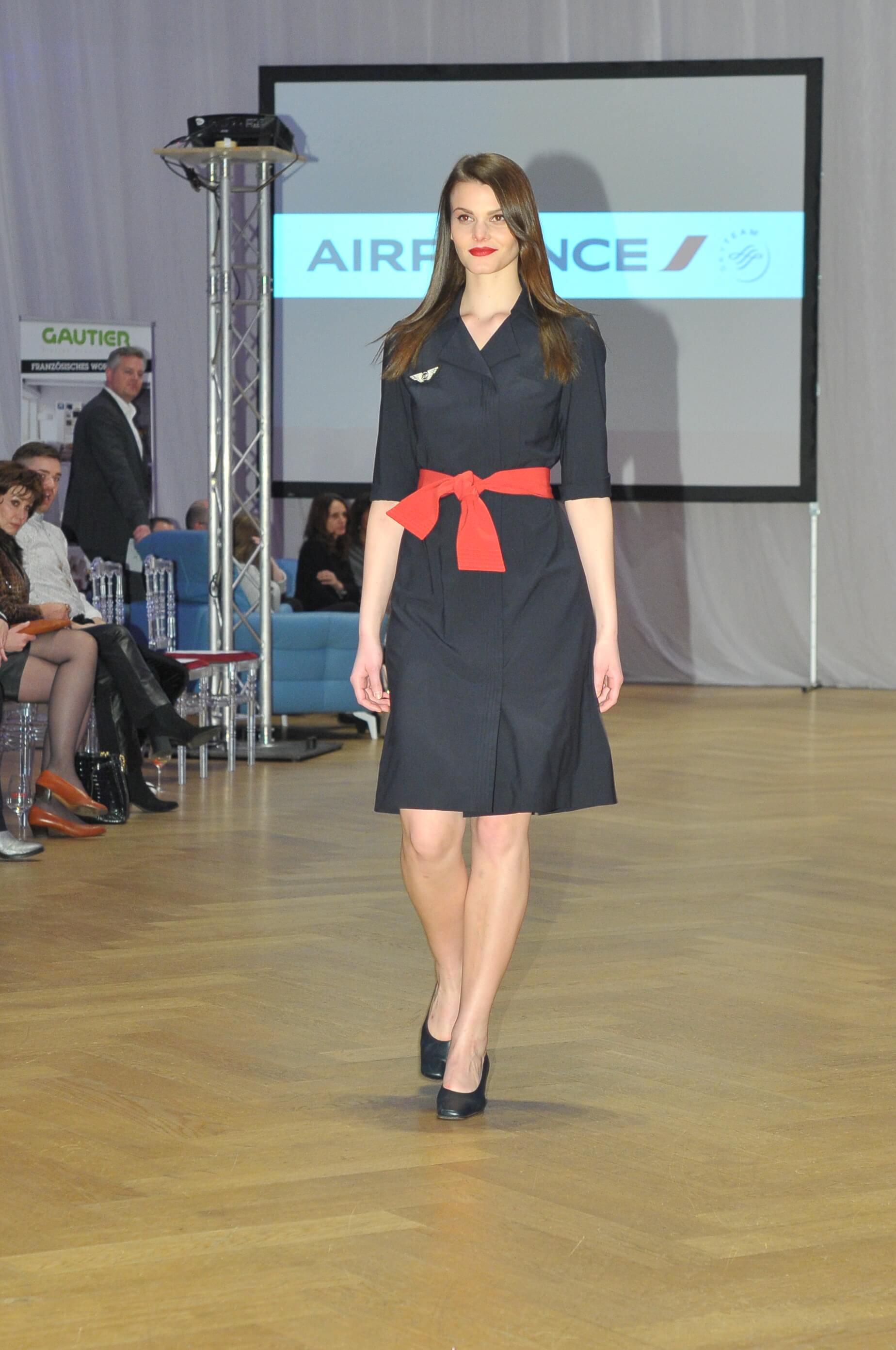 Air France French Fashion Week Vienna 2018 Philipp Hutter