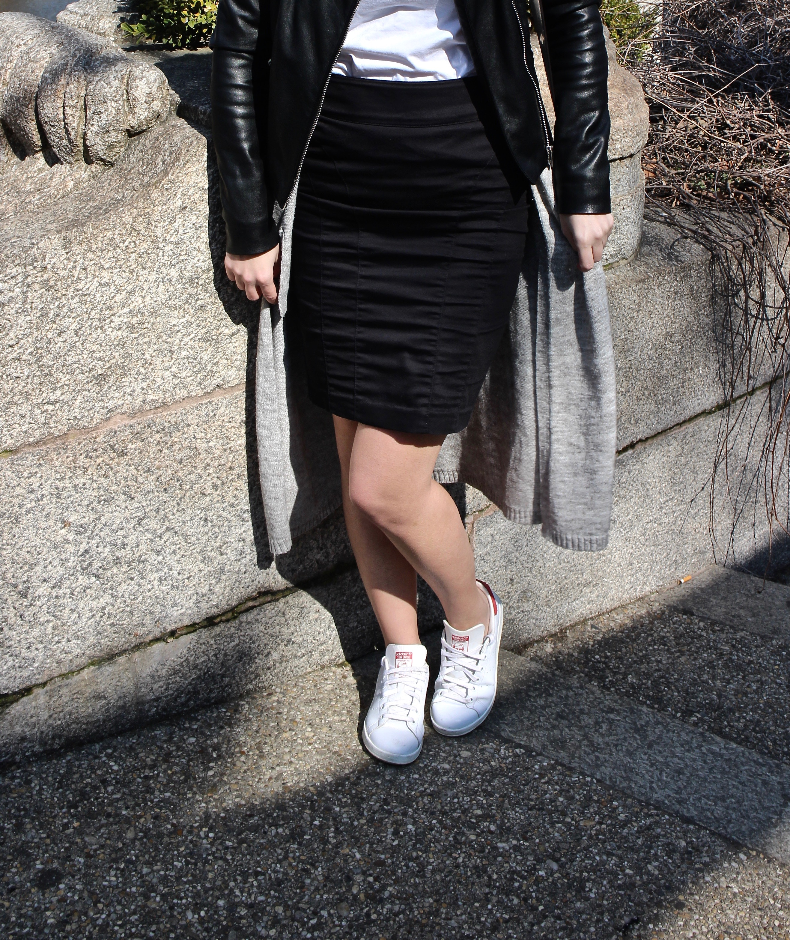 Pencil Skirt Business Casual