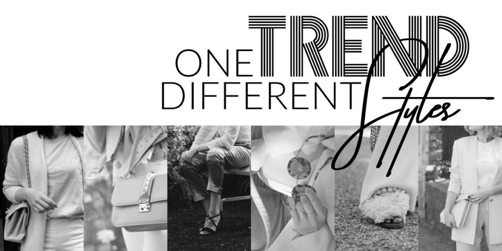 One Trend Different Styles Banner