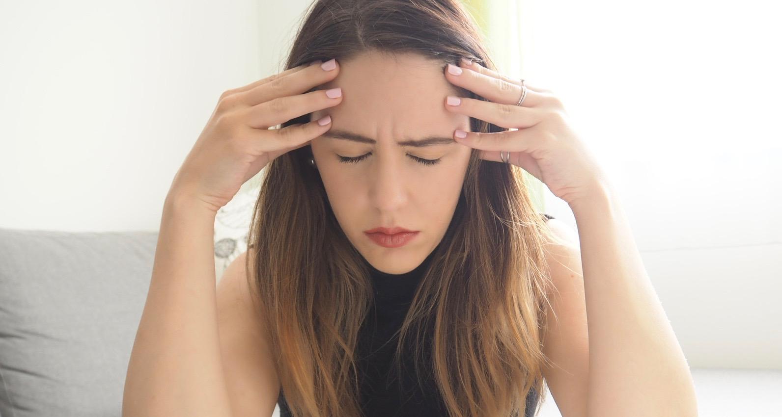 Migräne mit Aura