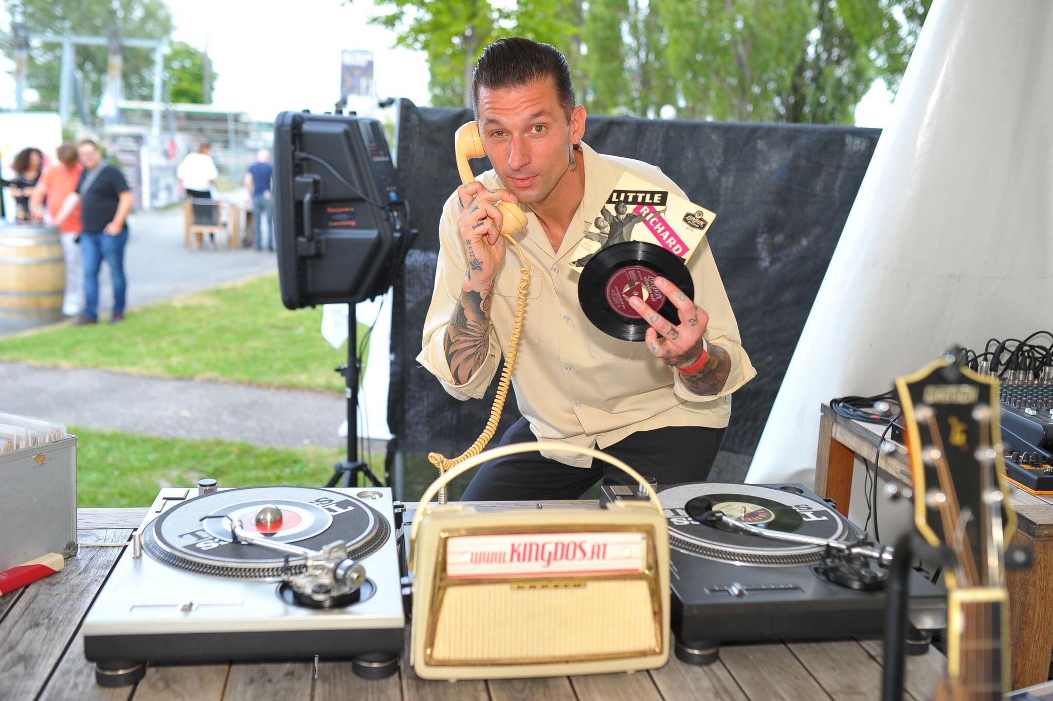DJ Mario David