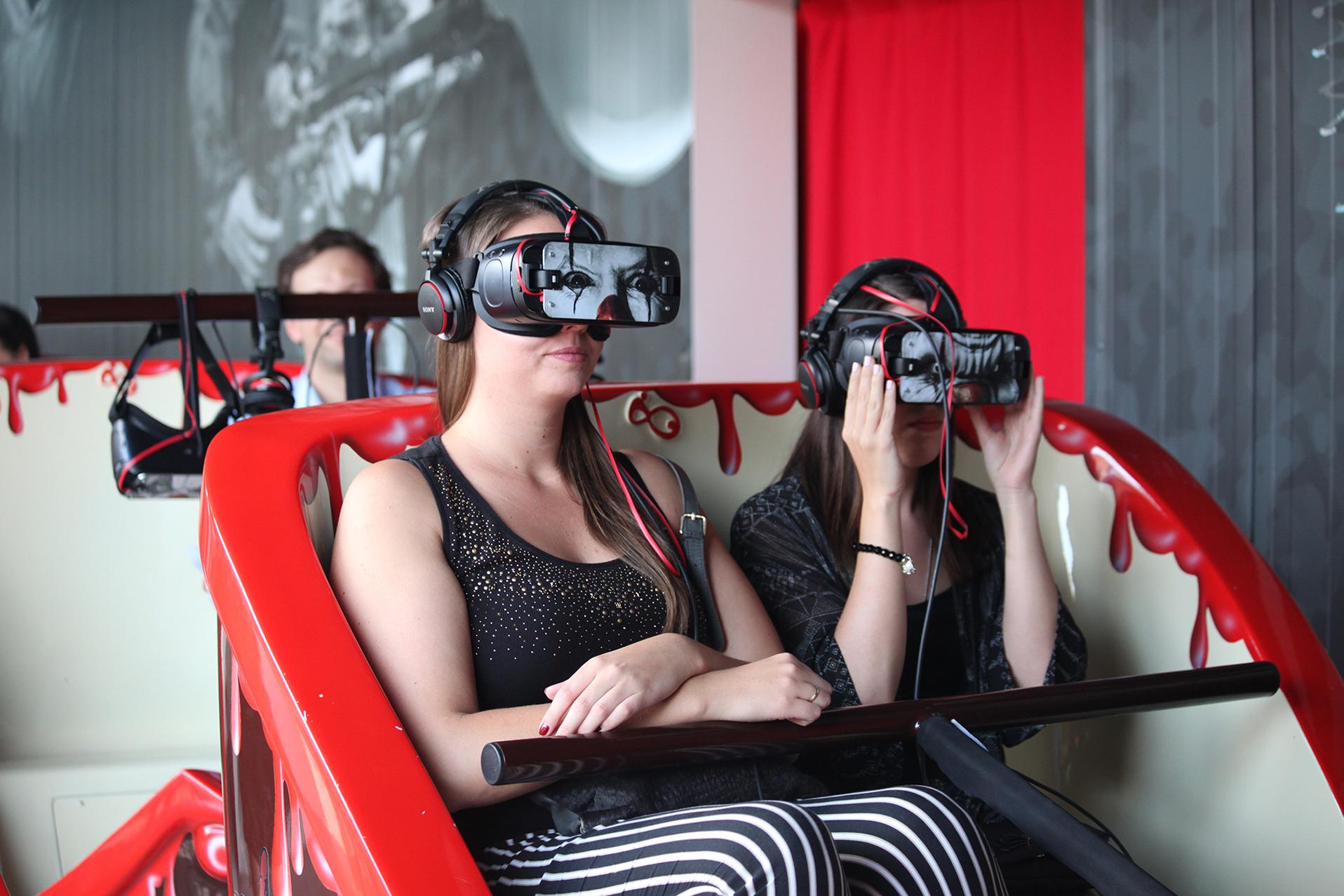 VR Geisterbahn Wiener Prater