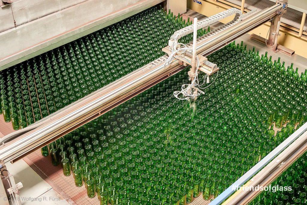 Vetropack Glasherstellung Pöchlarn