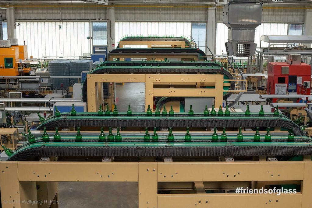 Vetropack Glasherstellung Austria