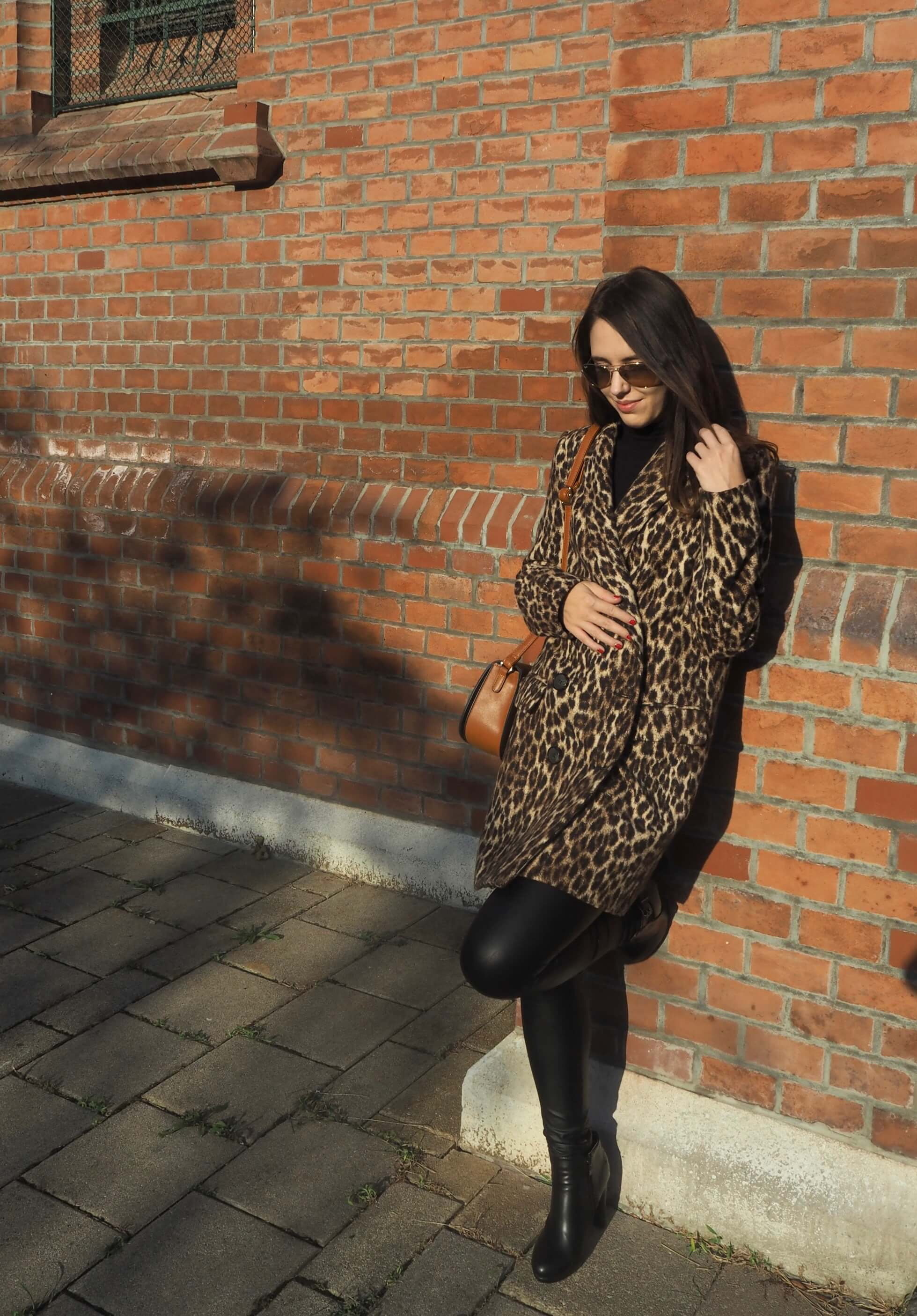 Leoprint Coat