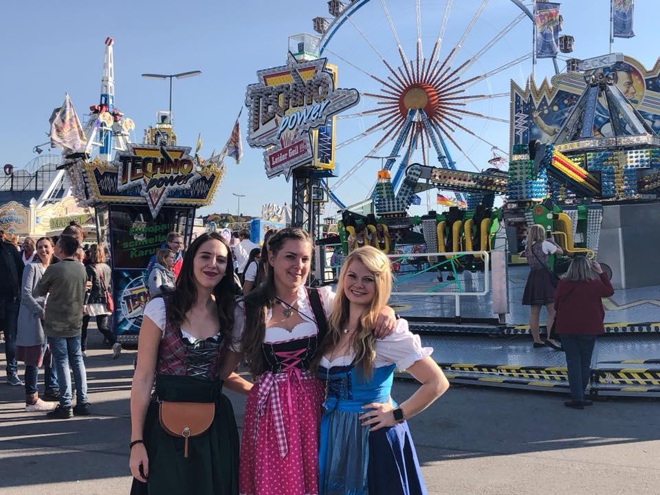 München Oktoberfest 2018