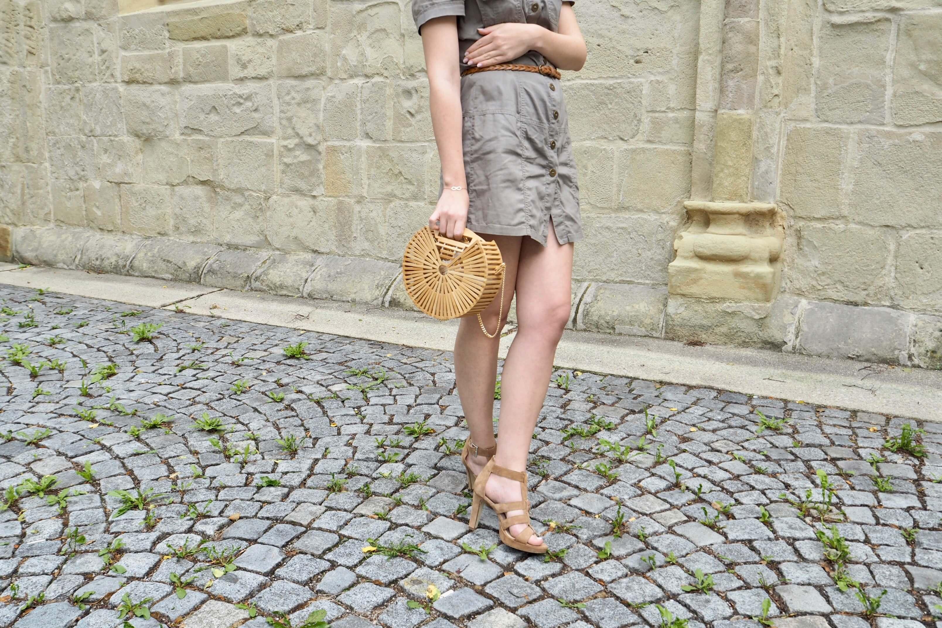 MaryJay Handtasche aus Bambus