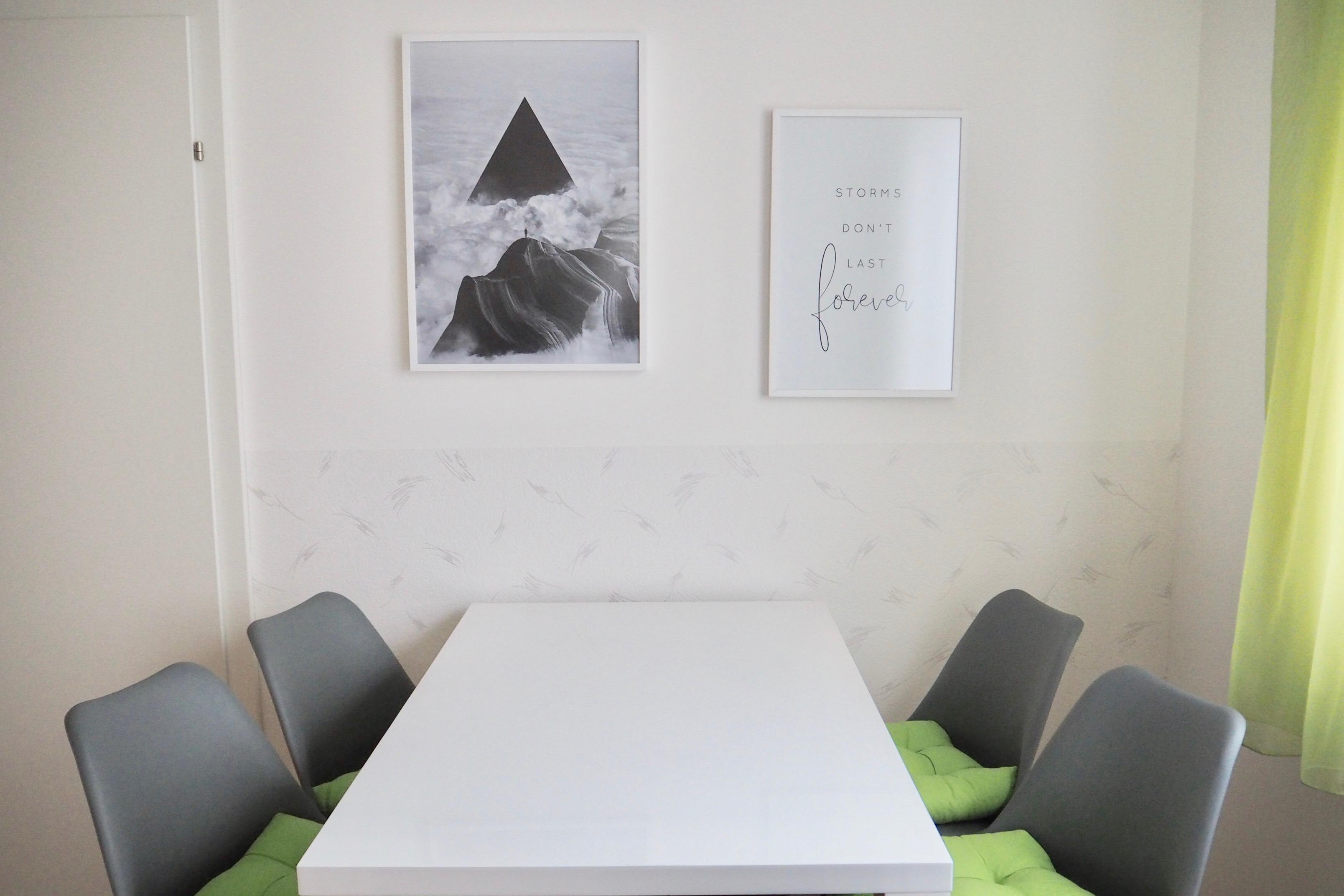 Posterlounge Bilder Wohnzimmer