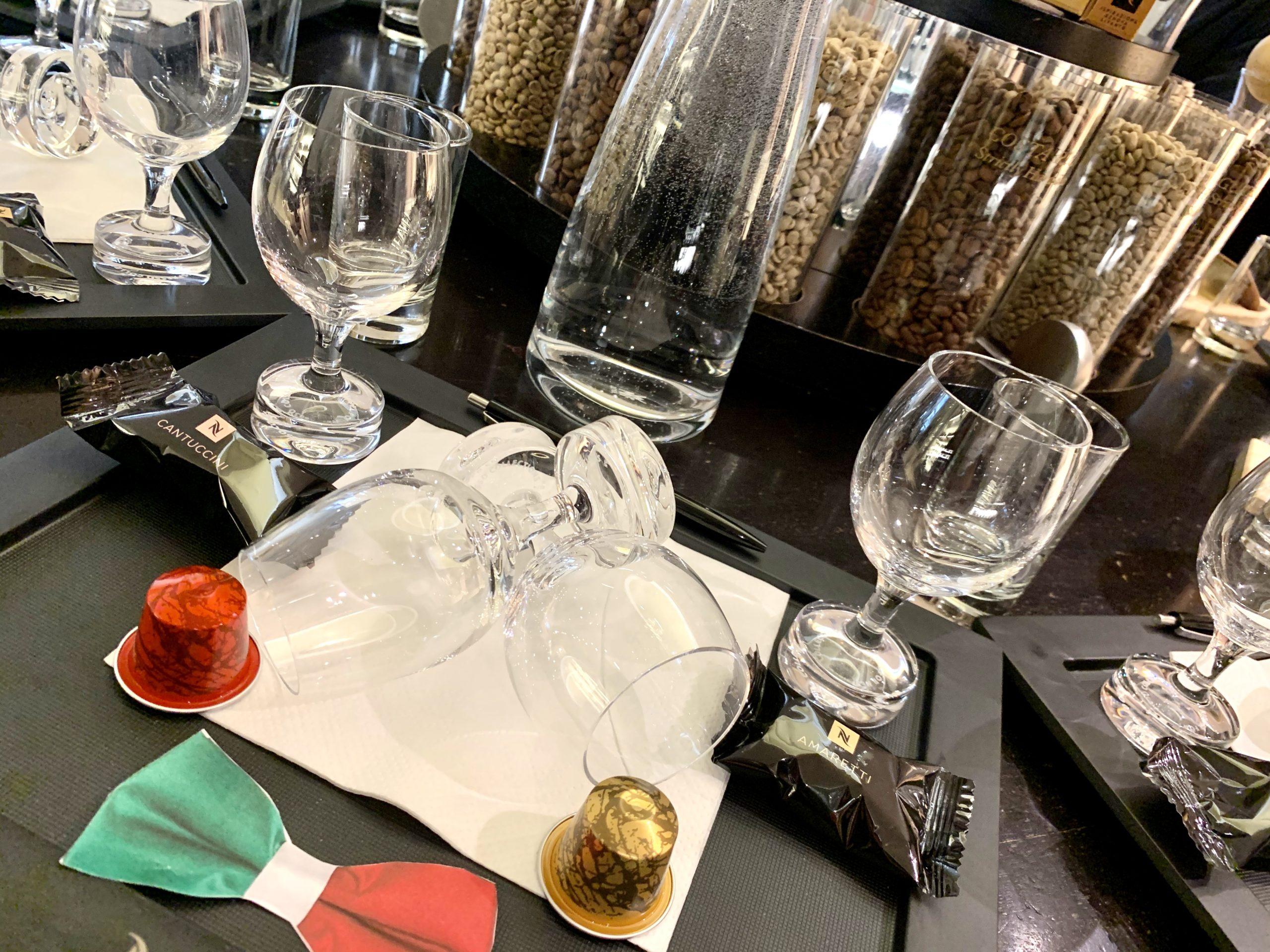 Nespresso Masterclass Ispirazione Italiana